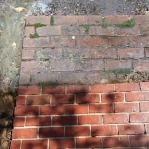 Paver And Brick Cleaning Specialists In East Hanover Nj Softwash Ranger