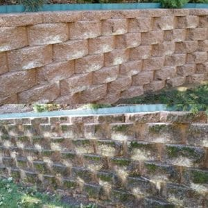 North New Jersey pavers and brick softwashing services