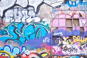 newark graffiti removal