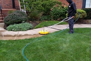 Upper Montclair Power Washing Contractor Softwashing