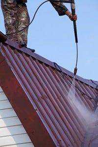 maplewood rofessional roof washing