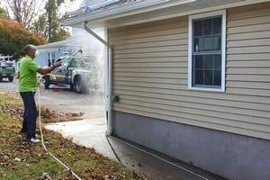Bernardsville Power Washing