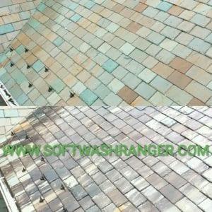 slate roof cleaning nj