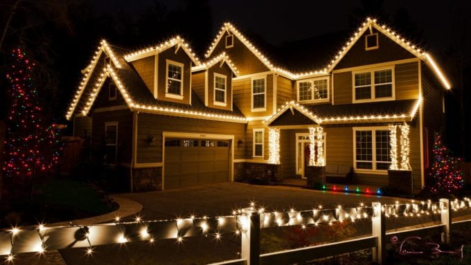 Image result for Christmas Lights Installation