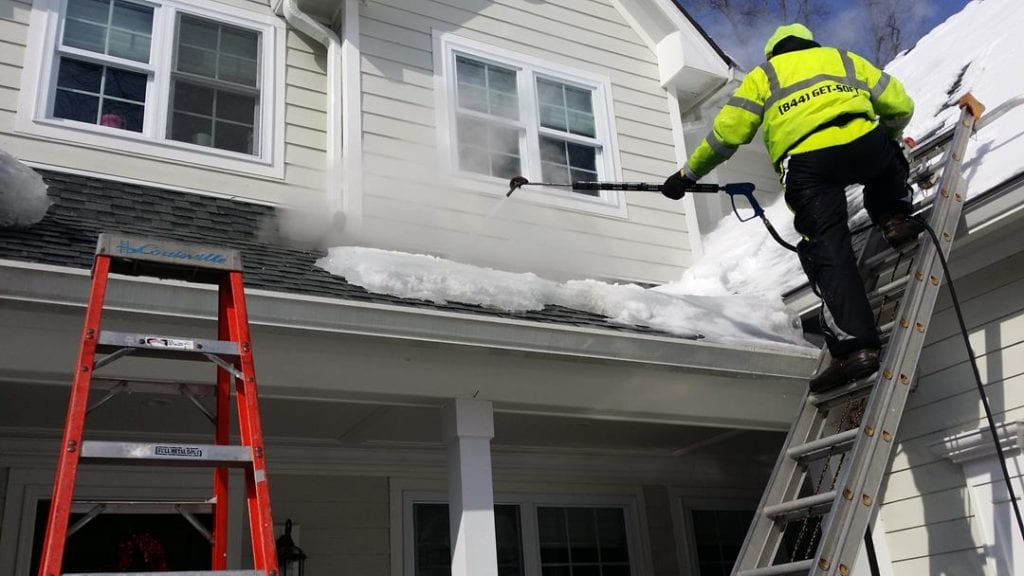 Ice Dam Removal Cedar Grove NJ