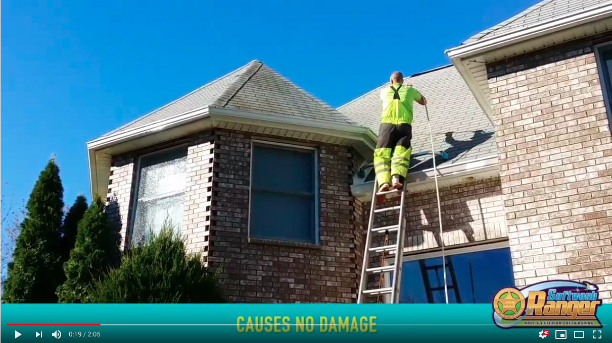 Tips From Roof Cleaning Pros Softwash Ranger Cedar